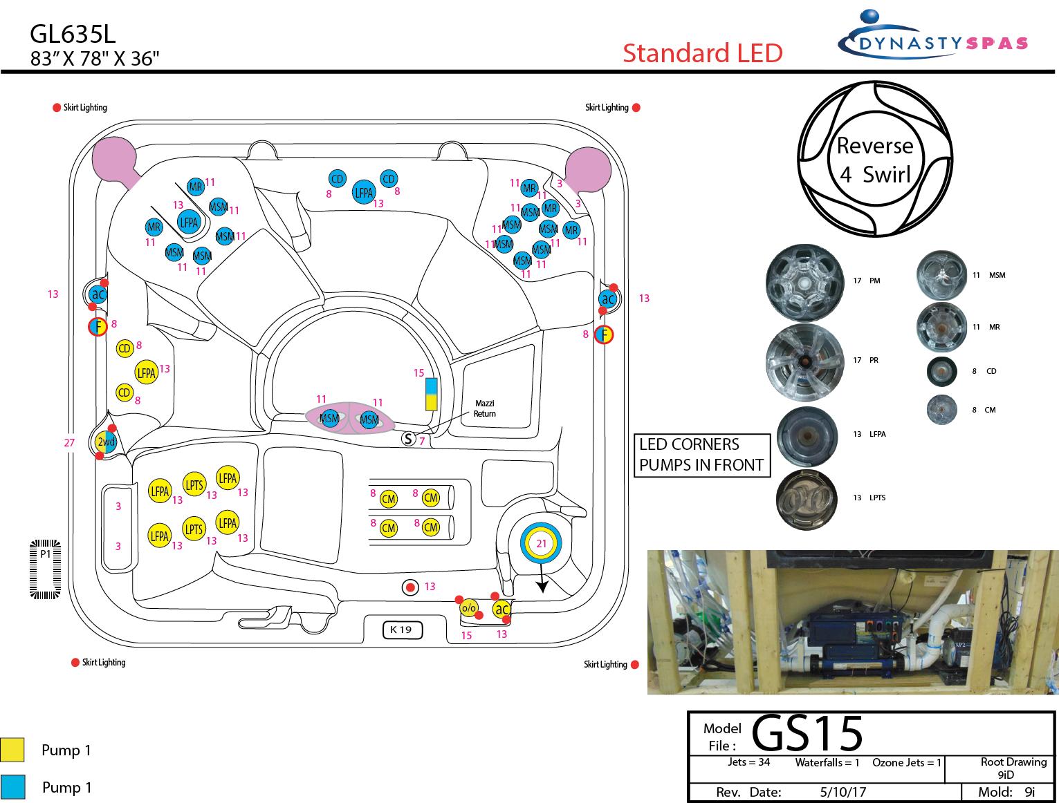 country leisure spas wiring diagram hot tub schematics #9